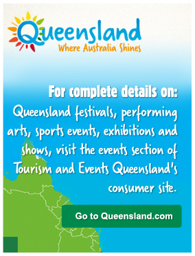 What's on in Queensland